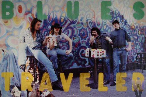 blues traveler album poster - Blues Traveler Christmas